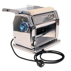Imperia Restaurant Electric Pasta Machine The Bake And