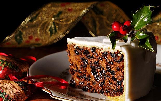 Sourdough Fruit Cake