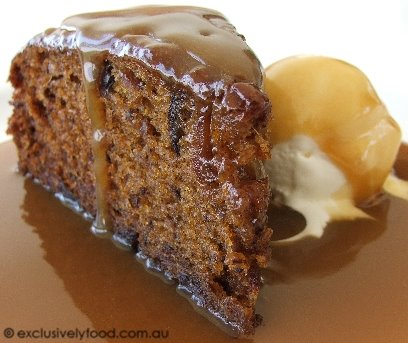 sticky date cake & pudding mix – the bake and brew shop
