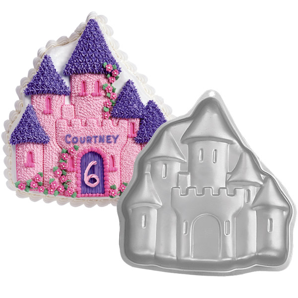 Castle Cake Tin