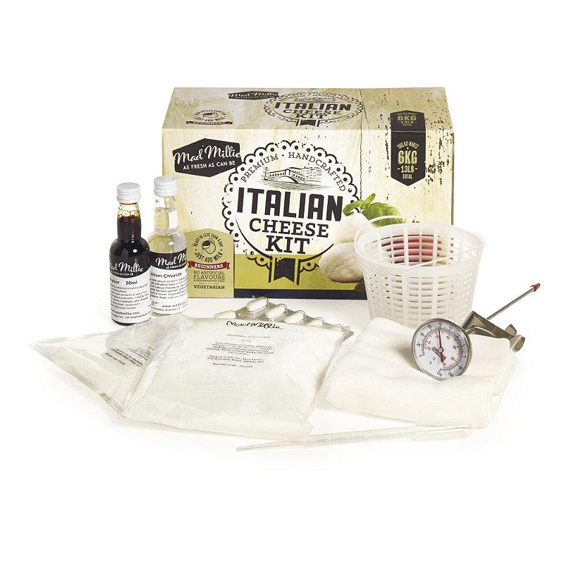 Italian cheese kit the bake and brew shop for Italian kit