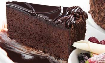 Cake Decorating Mud Cake Recipe : Mud Cake 1kg   Gluten Free   The Bake and Brew Shop