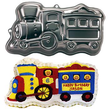 Wilton Train Cake Tin The Bake And Brew Shop