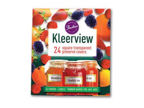 Fowlers Vacola Kleerview Covers