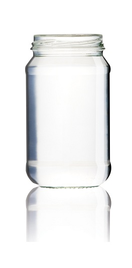 Glass Jar 375ml   twist lid