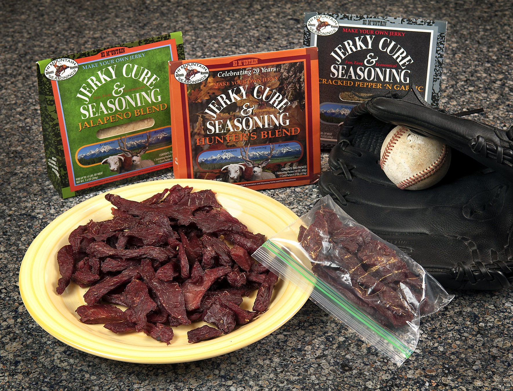 How to make jerky seasoning and cure