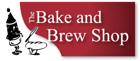 The Bake and Brew Shop Logo